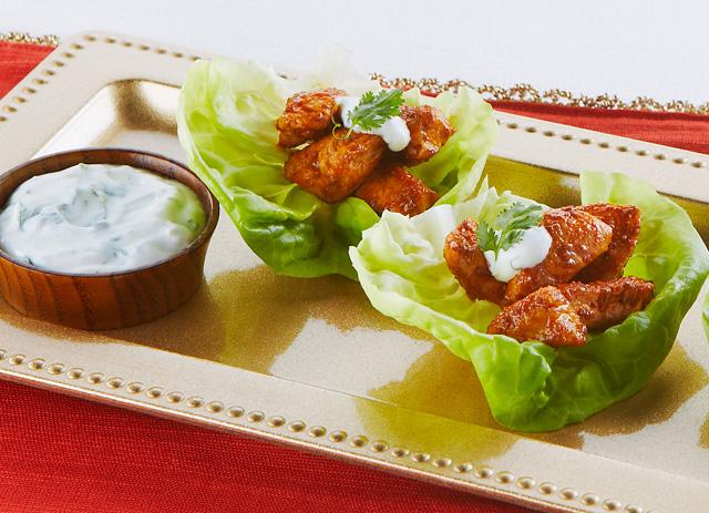 Chicken Tikka Bites