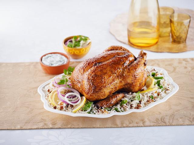 Classic Roast Turkey With Pan Gravy