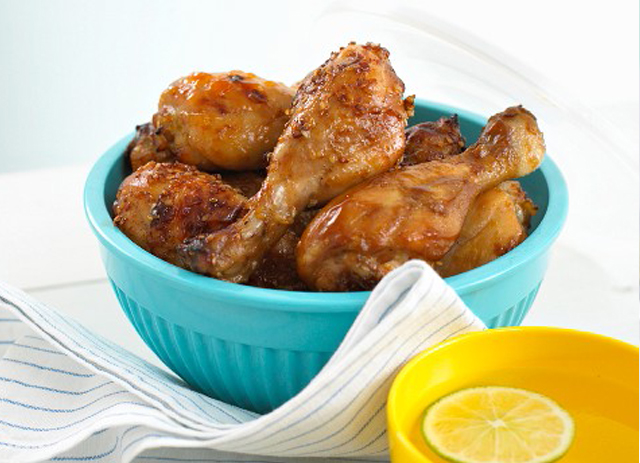 Glazed Chicken